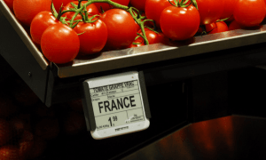In partnership with Hanshow Technology, Auchan Retail is putting its electronic shelf labels to new uses