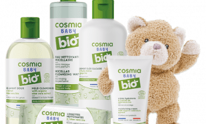"""Auchan Retail has launched Cosmia bio, a range of health and beauty products for adults and babies, 100% organic, good for the skin and the environment and all considered to be """"risk-free"""" by Yuka!"""