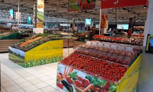 Auchan Retail, Groupe Casino, DIA, METRO and Schiever announce that they will not renew their cooperation in 2022 put in place through the structures Horizon France and Horizon International services.
